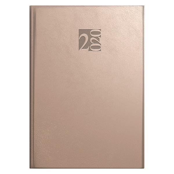 Ежедневник датированный BRUNNEN 2020 Стандарт Intention rose gold розовый