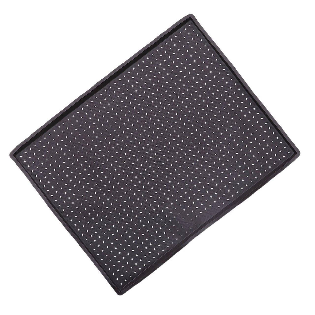 Силиконовый коврик перфорированный 30x40 см (код 06857)