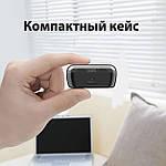 Наушники беспроводные блютуз гарнитура с зарядным кейсом и дисплеем Wi-pods E6S Bluetooth 5.0. Гарантия 12 мес, фото 7
