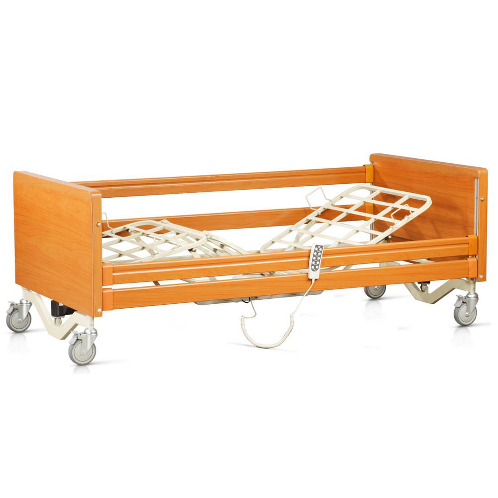 Кровать с электроприводом с металлическим ложем «TAMI» OSD-91