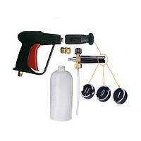 Пенный пистолет ( пенообразователь ) Iron для мойки высокого давления 2в1