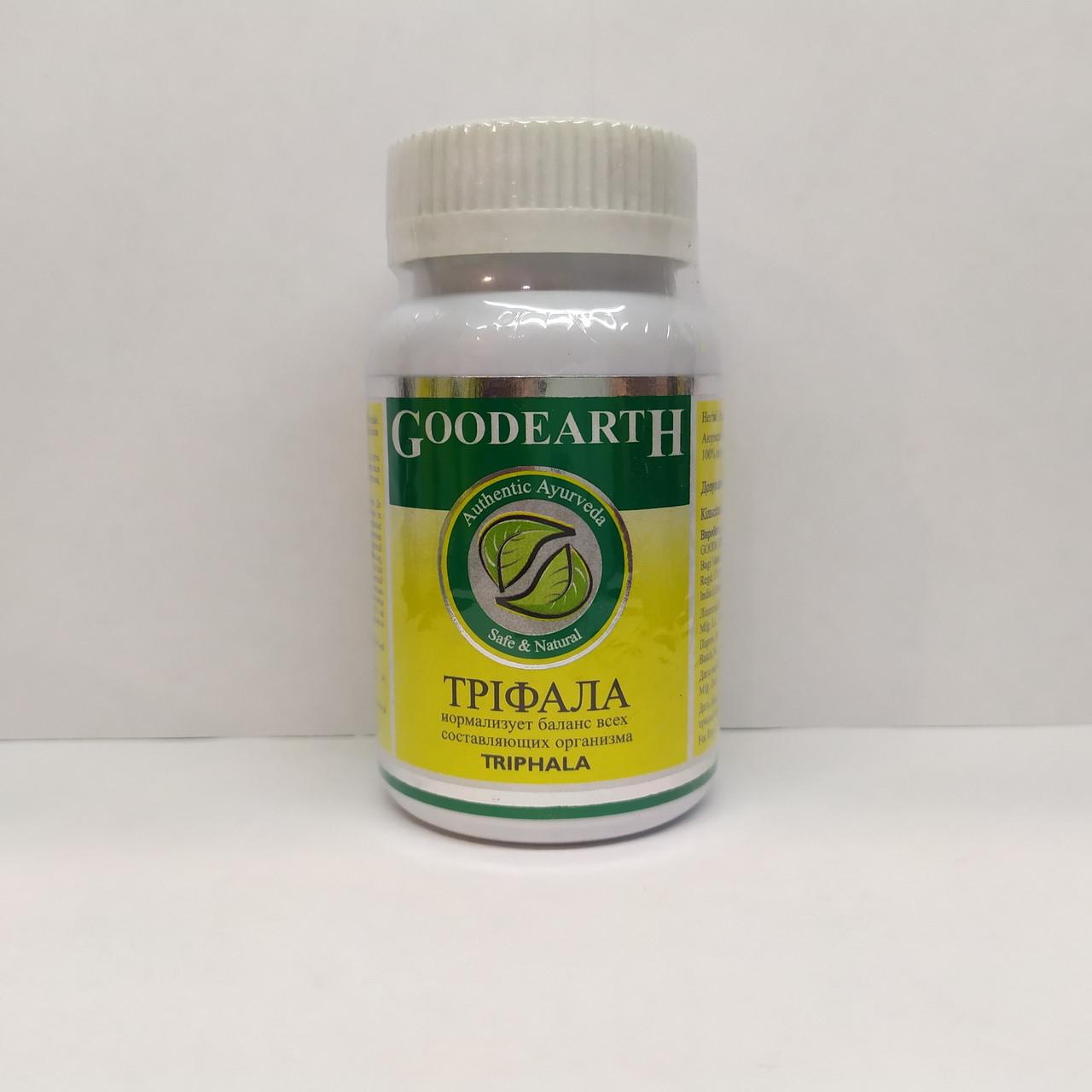 Трифала (60 капсул) Goodcare Pharma