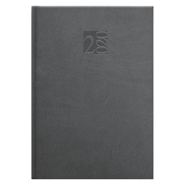 Ежедневник датированный BRUNNEN 2020 Стандарт Intention графит