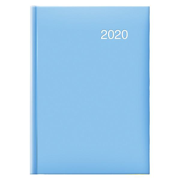 Ежедневник датированный BRUNNEN 2020 Стандарт Miradur Trend голубой