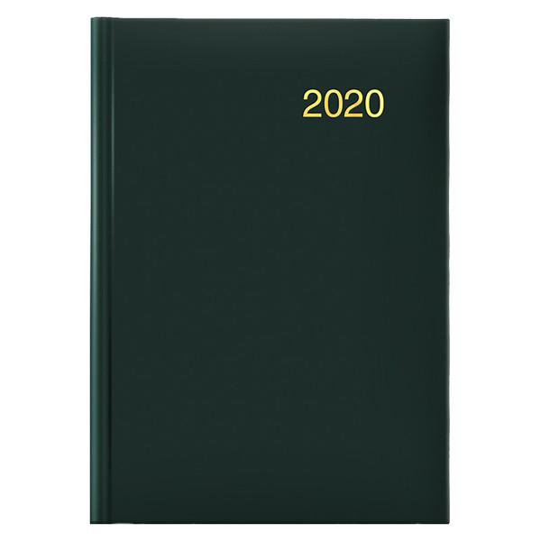Ежедневник датированный BRUNNEN 2020 Стандарт Miradur Trend зеленый