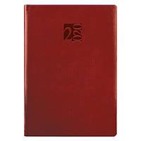 Ежедневник датированный BRUNNEN 2020 Стандарт Patrician бордовый, фото 1