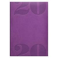 Ежедневник датированный BRUNNEN 2020 Стандарт Torino Trend лавандовый, фото 1