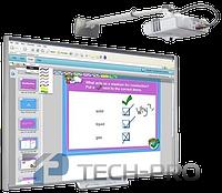 Интерактивный комплект SMART Board SBM680V+INV30
