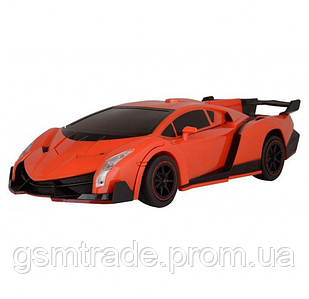 Машина-трансформер с пультом UTM Lamborghini Red