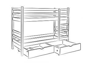 Кровать детская Мебель-Сервис «Кенгуру», фото 3