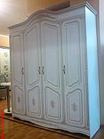 Патинированный шкаф, фото 1