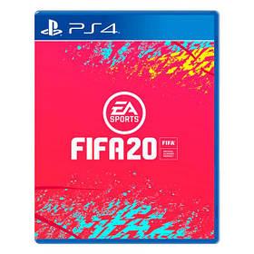 FIFA 20 [PS4, русская версия]