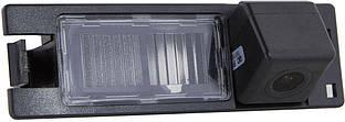 Камера заднего вида Falcon SC24HCCD для Opel Astra, Combo, Corsa, Insignia, Tigra, Vectra, Zafira B