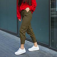 Карго штаны женские горка, бренд ТУР модель Фуриоза (Furiosa)