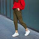 Карго штаны женские горка, бренд ТУР модель Фуриоза (Furiosa), фото 3