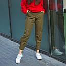 Карго штаны женские горка, бренд ТУР модель Фуриоза (Furiosa), фото 5