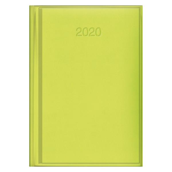 Ежедневник датированный BRUNNEN 2020 Стандарт Torino, салатовый