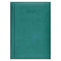 Ежедневник датированный BRUNNEN 2020 Стандарт Torino, темно-бирюзовый, фото 1