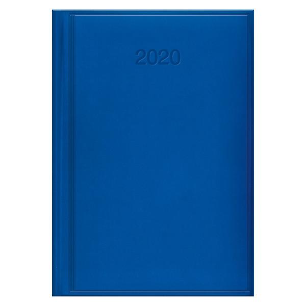 Ежедневник датированный BRUNNEN 2020 Стандарт Torino, ярко-синий