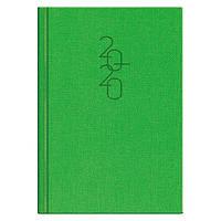 Ежедневник датированный BRUNNEN 2020 Стандарт Tweed светло-зеленый