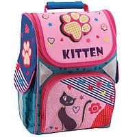 Школьный ранец «Sweet Kitten» Cool for School для девочек с ортопедической спинкой