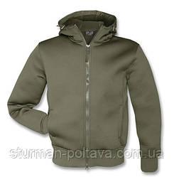 Куртка  мужская демисезонная NEOPREN JACKE  Mil-Tec   цвет  олива Германия