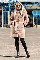 Шуба Шиншилла №18 с утеплителем, фото 1