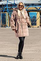 Шуба Шиншилла №37-К с утеплителем, фото 1