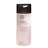 Мягкое средство для снятия макияжа Thefaceshop Rice Water Bright Lip&Eye Remover
