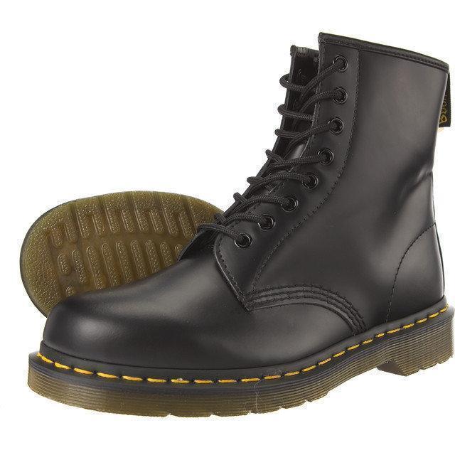 Черевики Dr. Martens 10072004-1460 Black чорні мартенси, ботинки, мартіна, мартенс, ORIGINAL.