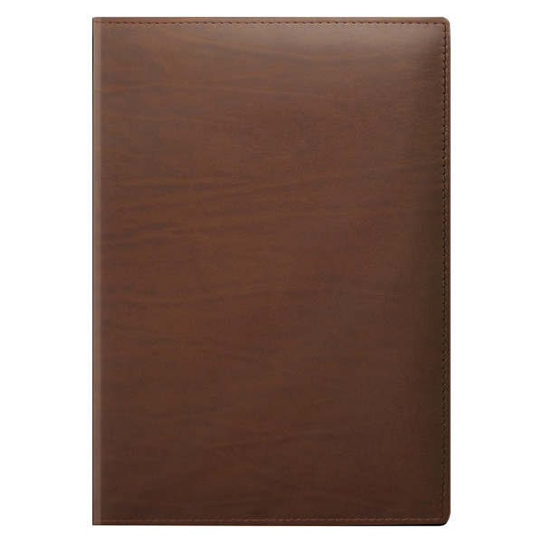 Ежедневник недатированный BRUNNEN Агенда LaFontaine коричневый