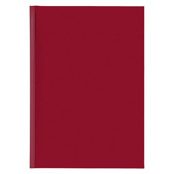 Ежедневник недатированный BRUNNEN Агенда Miradur Trend красный
