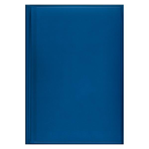 Ежедневник недатированный BRUNNEN Агенда Torino ярко-синий