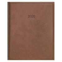 Еженедельник датированный BRUNNEN 2020 Бюро Torino, коричневый, фото 1