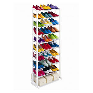 Полка для обуви Amazing Shoe Rack на 30 пар обуви 151148