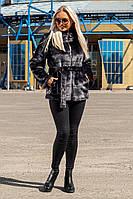 Шуба Шиншилла №25 с утеплителем, фото 1