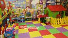 Напольное покрытие для детской игровой комнаты 500х500х10мм (1шт), фото 4