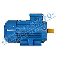 Электродвигатель трехфазный АИР 90LB8 1,1кВт 750об/мин (IM 2081) Лапа