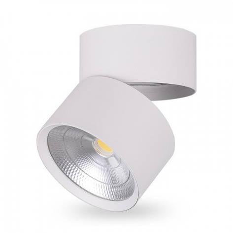 Светодиодный светильник накладной Feron AL541 20W COB 1700Lm 4000K белый, фото 2