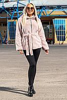 Шуба Мутон №25 с утеплителем, фото 1