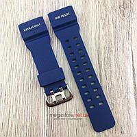 Полимерный ремешок Casio GG-1000/GWG-100/GSG-100 G-Shock синий (08251), фото 1