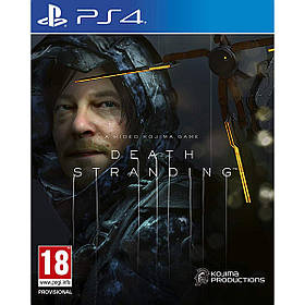 Death Stranding [PS4, русская версия]