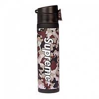 Термос bottle Supreme 400 мл (Серый), Термос bottle Supreme 400 мл (Сірий)