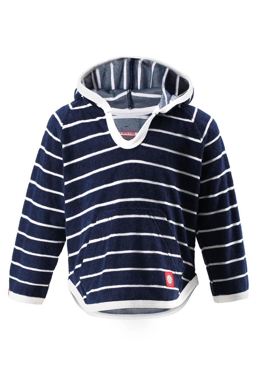 Джемпер пляжный детский Reima Dyyni темно-синий 86* (516347-6843)