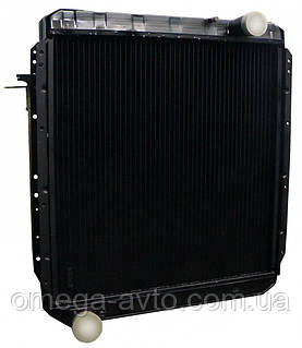 Радиатор охлаждения КамАЗ-5320 (3-х рядн.) (пр-во ШААЗ)