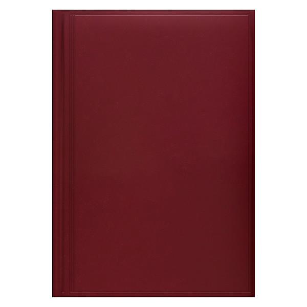 Ежедневник недатированный BRUNNEN Агенда Torino красный