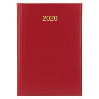 Ежедневник датированный BRUNNEN 2020 Стандарт Miradur, красный, фото 1