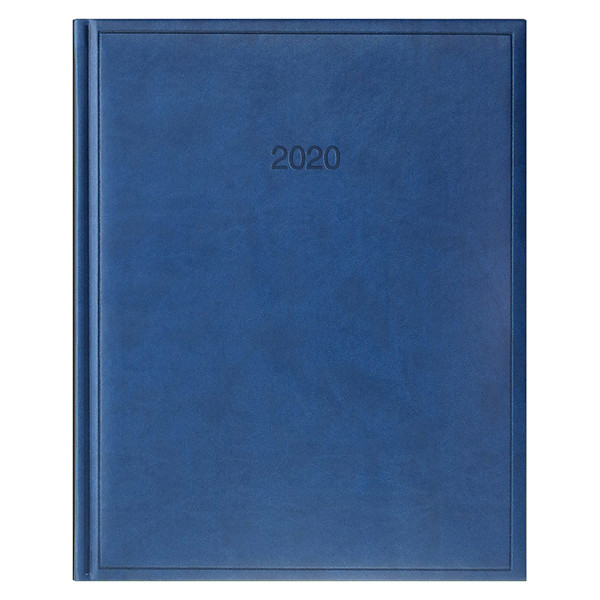 Еженедельник датированный BRUNNEN 2020 Бюро Torino, синий