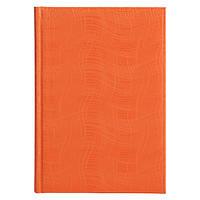 Ежедневник недатированный BRUNNEN Агенда Wave оранжевый, фото 1
