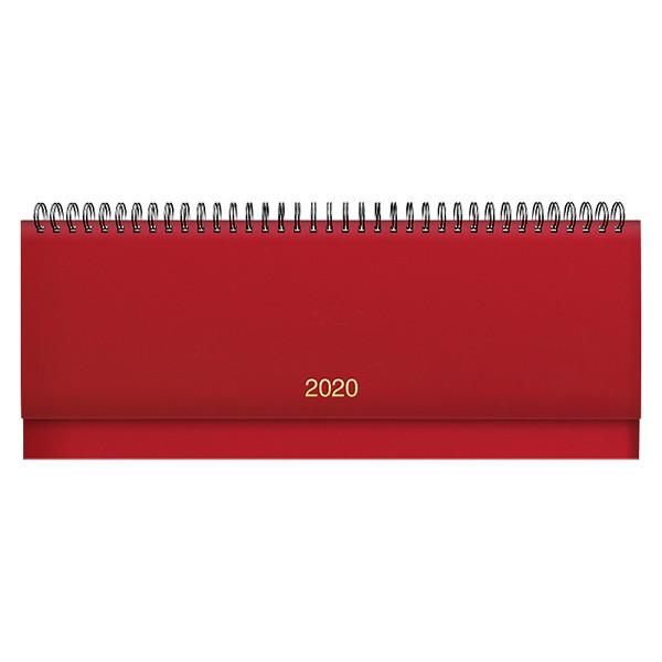 Планинг датированный BRUNNEN 2020 Miradur, красный